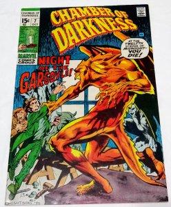 Chamber of Darkness #7 (6.0) 1970 Berni Wrightson Marvel Horror ID#97L