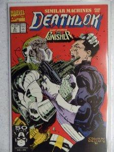 Deathlok #6 (1991)