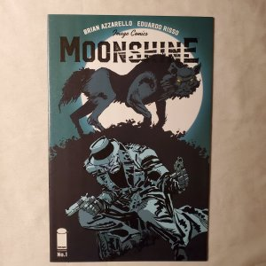Moonshine 1 Near Mint- Cover by Frank Miller