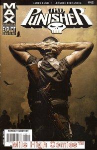 PUNISHER MAX (2004 Series) #42 Near Mint Comics Book