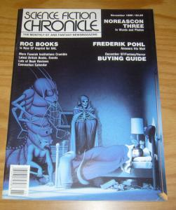 Science Fiction Chronicle #122 VF; Algol | save on shipping - details inside