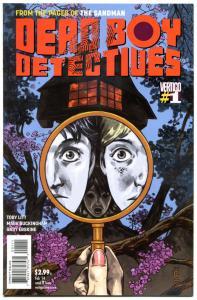 DEAD BOY DETECTIVES #1 2 3 4 5-10, NM, Buckingham, from Sandman, 2014, 1-10 set