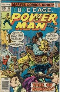 Power Man #46 (1974 v1) Marv Wolfman GD
