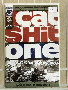 Cat Sh*t One Volume 2 #1 NM 9.4 FREE COMBINED SHIPPING