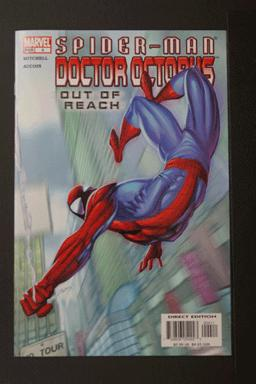 Spider-Man / Doctor Octopus: Out of Reach #4 April 2004