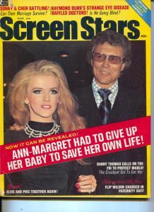 Screen Stars-Ann-Margret-Flip Wilson-Elvis-Marlo Thomas-Mar-1973