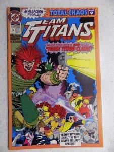 TEAM TITANS # 3