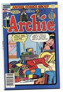 Archie #323 Cheryl Blossom PIN UP -1983 VF/NM
