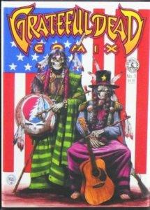 Grateful Dead Comix #3 vol1