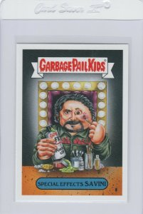 Garbage Pail Kids Special Effects Savini 14b GPK 2019 Revenge of Oh The Horror-i