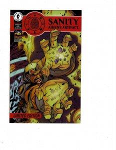 Sanity Aiken's Artifact #00 J607