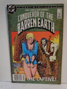 Conqueror of the Barren Earth #2