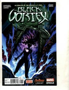 12 Marvel Comics The Black Vortex Chapter 6 7 8 9 Guardians Team Up 1 2 4 + CJ17