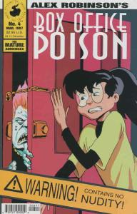 Box Office Poison #4 VF/NM; Antarctic | save on shipping - details inside