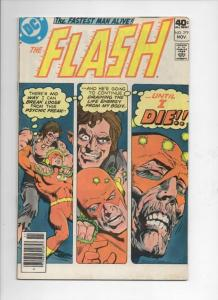 FLASH #277 278 279 280 , VG/FN, 4 issues, 1979, more in store, DC