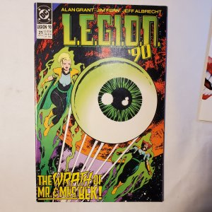 Legion 21 Very Fine- Cover by Garry Leach