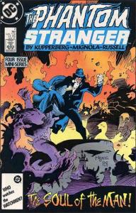 DC THE PHANTOM STRANGER (1987 Series) #2 FN-