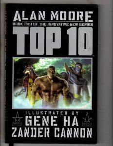 Top 10 Vol. # 2 HARDCOVER America's Best Comics Graphic Novel Comic Book MF6