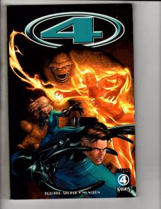 Marvel Knights 4 Wolf At The Door Marvel Comics TPB Graphic Novel Comic J281