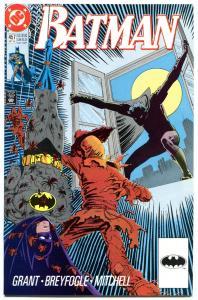 BATMAN #457, NM, Alan Grant,1990, Tim Drake, Scarecrow, more BM in store