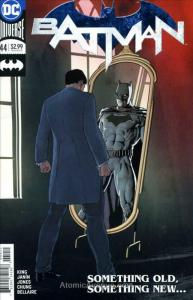 Batman (3rd Series) #44 VF/NM; DC | save on shipping - details inside