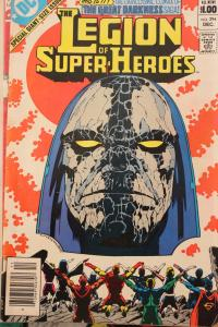 Legion of Super-Heroes 294  6-0-fn