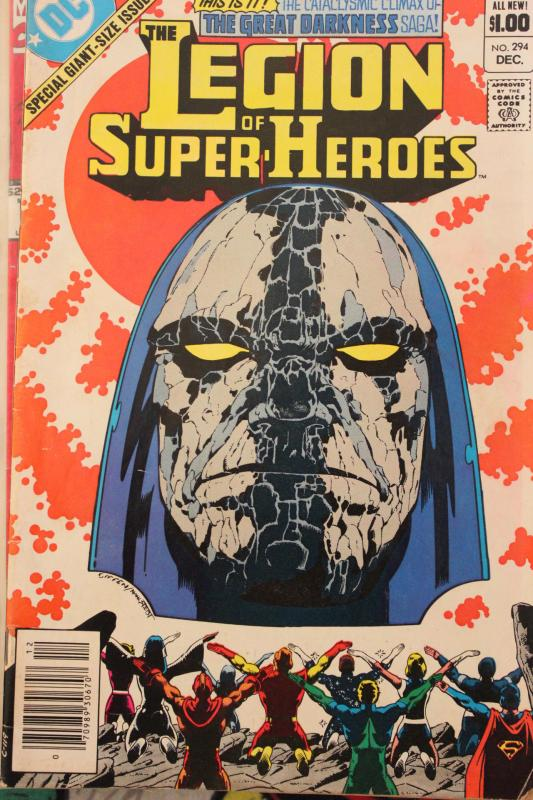 Legion of Super-Heroes 294  6-0-fn