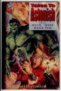 TALES to ASTONISH #1, NM+, Hulk, Wasp, Hank Pym, 1994, more Marvel in store