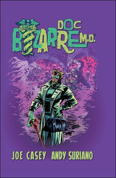 Doc Bizarre M.D. HC #1 VF/NM; Image | save on shipping - details inside