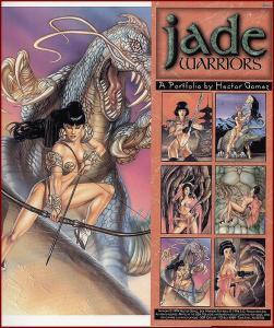 HECTOR GOMEZ Asian beauties JADE WARRIORS