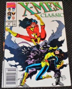 X-Men Classic #52 (1990)