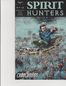 Spirit Hunters #8 Cover B Zenescope Comic GFT NM Tolibao