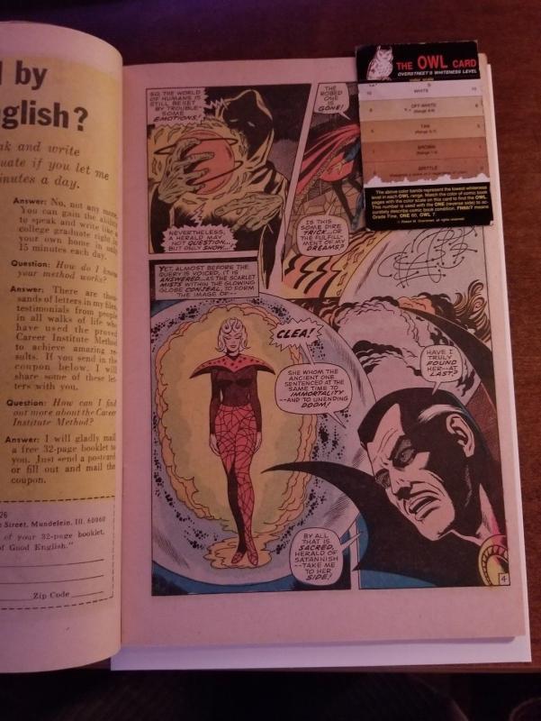 Doctor Strange #171-Really Nice Book!! VF