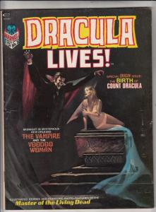 Dracula Lives #2 (Feb-73) VF+ High-Grade Dracula