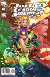Justice League of America (2006 series) #16, NM (Stock photo)