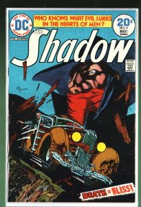 The Shadow #4 (1974)