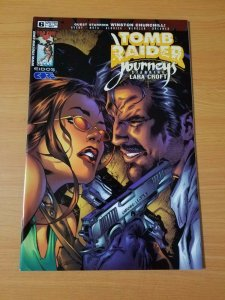 Tomb Raider: Journeys #6 ~ NEAR MINT NM ~ (2002, Image Comics)