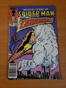 Marvel Team-Up #149 Newsstand Edition ~ NEAR MINT NM ~ 1985 Marvel Comics