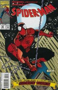 Spider-Man #44 FN; Marvel   save on shipping - details inside