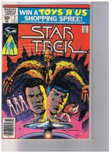 Star Trek #'s 5 & 7 Vol.2