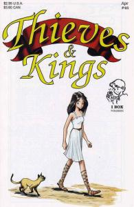 Thieves & Kings #46 VF; I Box | save on shipping - details inside