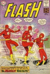 Flash #132 (VG-/VG) stock photo