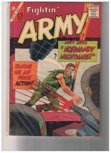 Fighting Army # 67 Vg 4.5