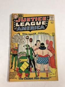 Jla Justice League Of America 7 2.0 Gd Good Dc Silver Age Cover Detached