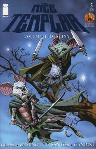 Mice Templar, The (Vol. 2) #5B VF/NM; Image | save on shipping - details inside