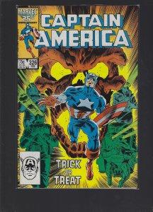 Captain America #326 (1987)