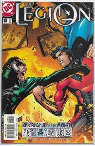 Legion (2001 DC) # 8 FN (Terror Incognita 3) Abnett/Lanning/Coipel