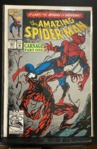 The Amazing Spider-Man #361 (1992)