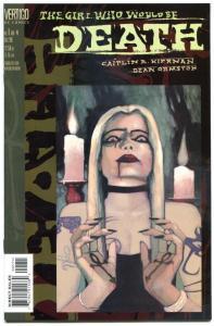 GIRL WHO WOULD BE DEATH #1, NM+, Vertigo, Ormston, 1998