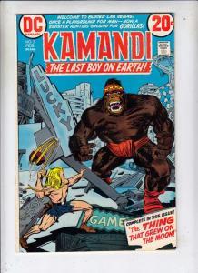 Kamandi the Last Boy on Earth #3 (Feb-73) NM- High-Grade Kamandi